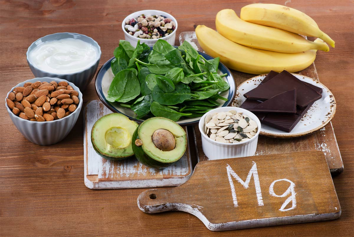 The main properties of magnesium and the role in the human body